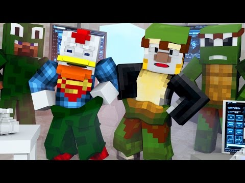 """Minecraft   Crazy Craft 3.0 - Ep 70! """"PRANKING LITTLELIZARD & TINYTURTLE!"""""""