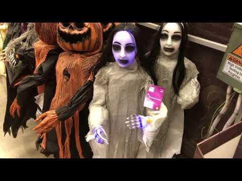 Home Depot Halloween 2019: Hanging Ghost Girl