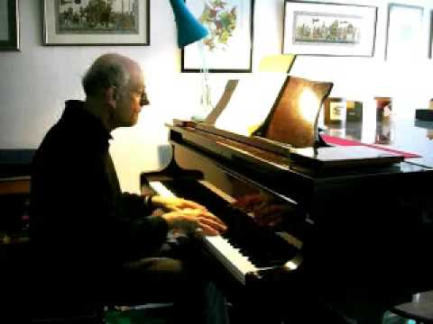 Stanford Robinson: Valse Serenade ( from 'Tuesday Serenade' ) - piano solo version