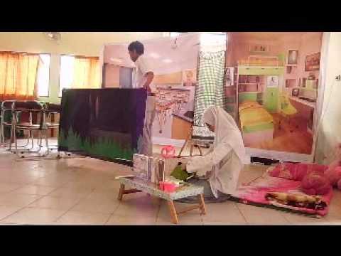 Drama Kartini Berdarah Diambil Dari Kamera Duduk Youtube