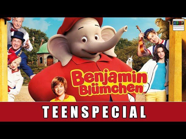 Benjamin Blümchen  - Teenspecial I Manuel Santos Gelke I Tim Oliver Schultz