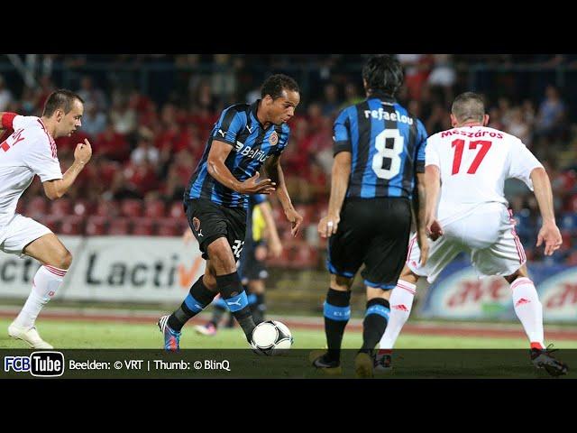 2012-2013 - Europa League - 01. 1ste Ronde - Debreceni VSC - Club Brugge 0-3