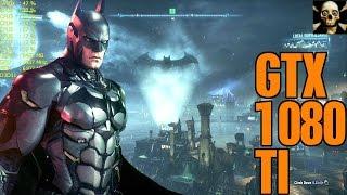 Batman  Arkham Knight  4K UltraHD Gtx 1080 TI Fps Performance