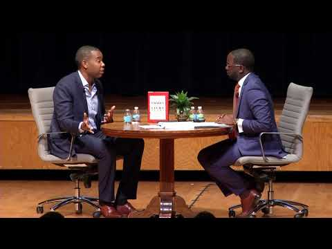 """Ta Nehisi Coates: """"We Were Eight Years In Power: An American Tragedy"""" (10/18/17 - ETHS)"""