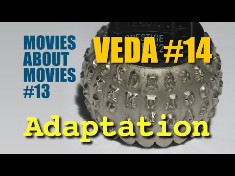 Adaptation (Review) | Movies About Movies #13 | VEDA #14