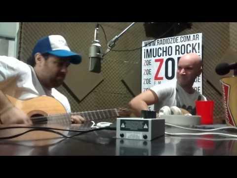 Falsa Cubana - Humedal (Versión Acústica) en La Última Seda por FM Zoe 107.1