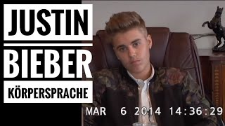 Justin Bieber Körpersprache vor Gericht I Frage nach Selena Gomez