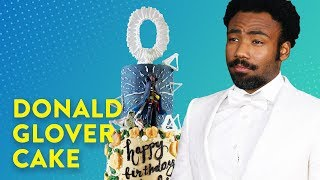 Donald Glover Birthday Cake | Genius Kitchen