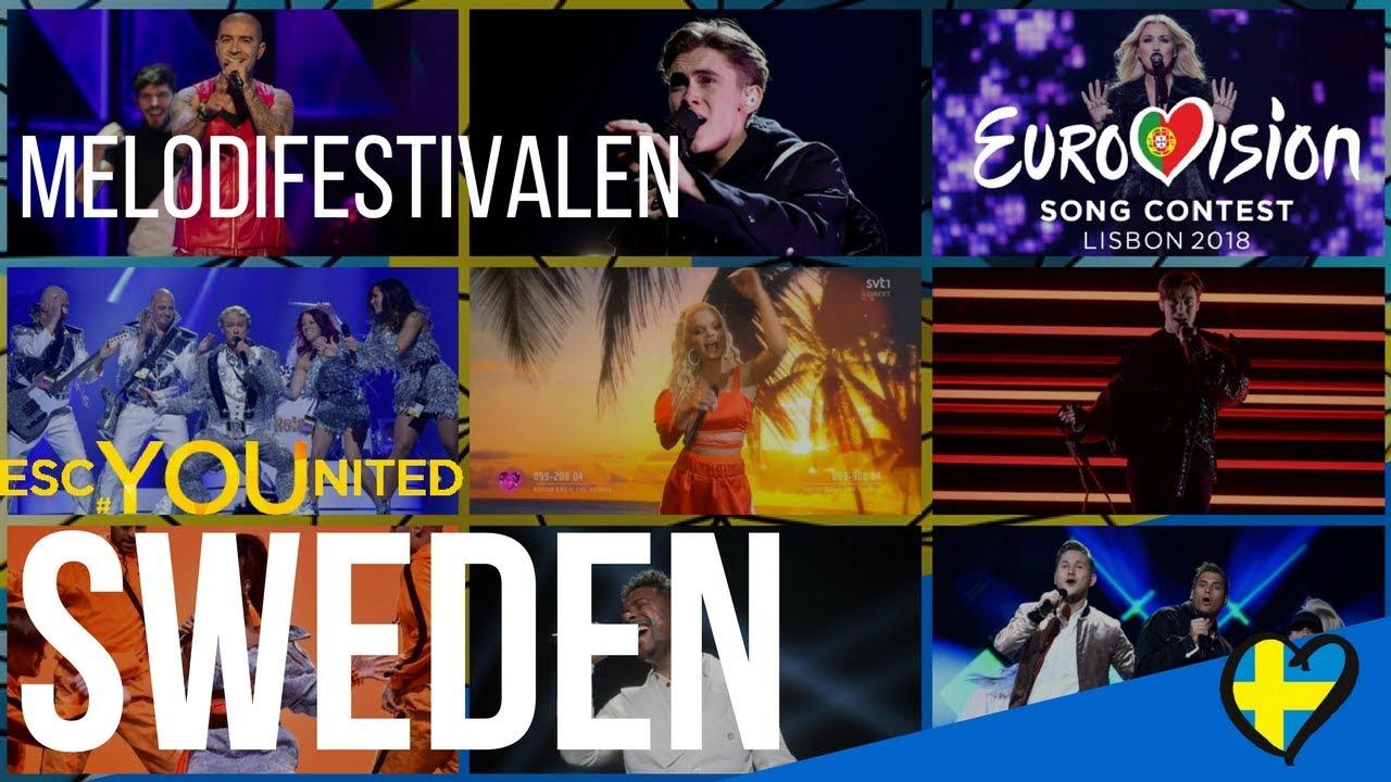 eurovision winner from sweden