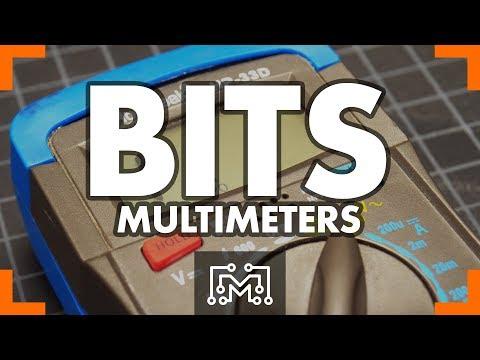Multimeters // Bits