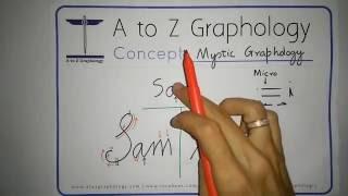 Mystic Graphology Introduction : Part 1