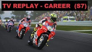 MotoGP Mod 2018 | Career #118 | TT ASSEN | Race 8/18 | TV REPLAY GAME