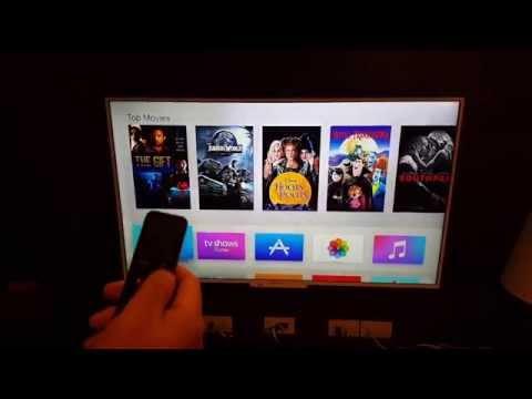 2015年全新第四代Apple TV操作示範
