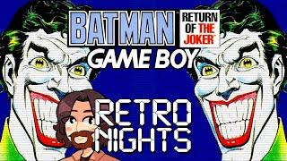 Jugando Retro: Batman Return of the Joker (Game Boy)