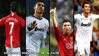 Cristiano Ronaldo - Devil fate | Real Madrid VS Manchester United promo [HD]