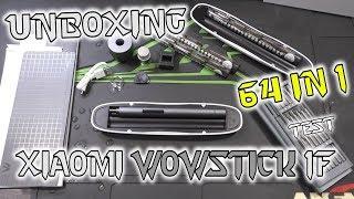 Xiaomi Wowstick 1F + 64 Iฑ 1 Akkuschrauber Unboxing | Test | HD+ | Deutsch