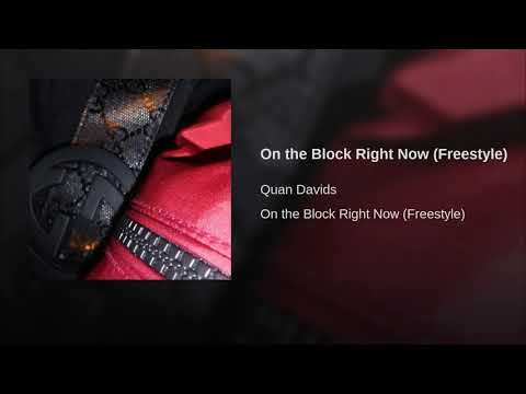 On the Block Right Now (Freestyle)