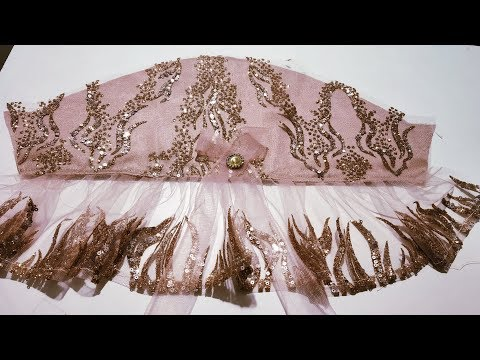 latest-designer-frill-sleeve-cutting-and-stitching/bell-sleeve-design-cutting-and-stitching