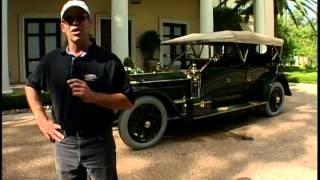 Rolls Royce 1906 Silver Ghost from Dream Car Garage 2007
