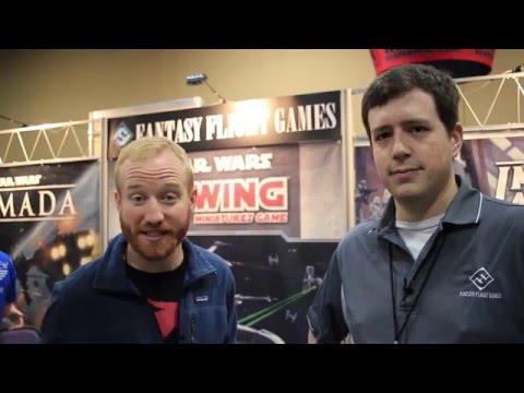 Matt Holland - FFG Demo Team Coordinator | Adepticon 2016