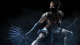 Mortal Kombat X: All Kitana Intro Dialogue (Character Banter) 1080p HD