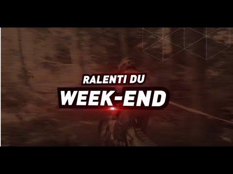 CDF2 - RALENTI DU WEEKEND - Chemillé Sur indrois