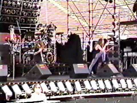 Angellic Rage   Lost Face Live Video Mile High Stadium 1992 Mp3