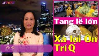 18/11: Ca Bồ Tát Trí Quang, Tu Viện Quảng Đức  nói Diệm đàn áp PG để Vatican sớm cho anh làm Hồng y