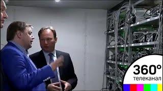 Бизнес-омбудсмен Подмосковья Владимир Головнёв посетил заводе имени
