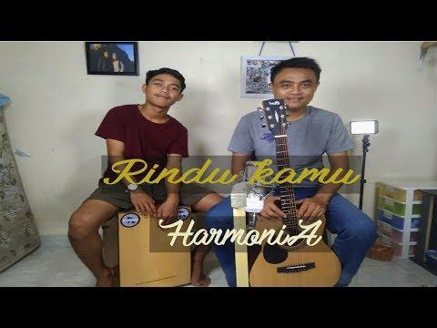 HarmoniA - rindu kamu (cover by wijaya nusa)