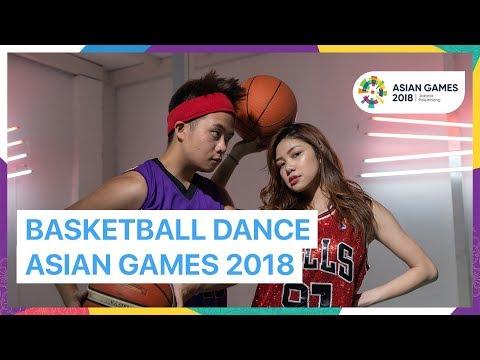 BASKETBALL TEAM - ASIAN GAMES 2018 UNOFFICIAL DANCE VIDEO #asiangames2018