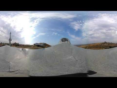 Видео 360 градусов  (тест)