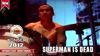 Download Mp3 Superman Is Dead - Menuju Temaram  Live Konser Malang 2012