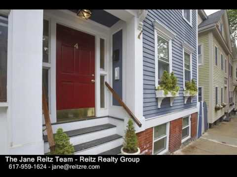 4 Trenton St Unit 2, Boston MA 02129 - Condo - Real Estate - For Sale -