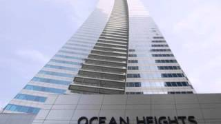 3Br Apartment, High Floor, Full Sea View In Ocean Heights For Sale!