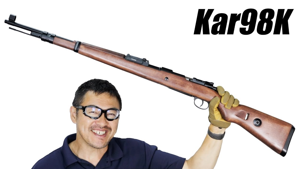 Kar98K 排莢式 エアコッキングガ...
