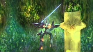 Xenosaga III HD Cutscene 263 - Natus Glacies (Abel's Ark)
