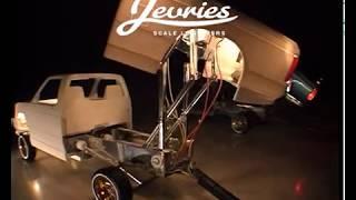 1/25 Chevy S-10 beddancing mini truck