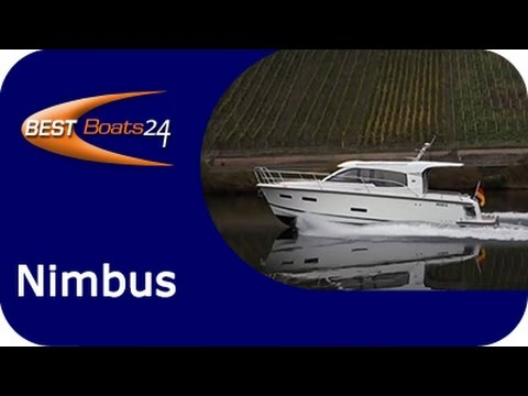 Nimbus 305 Coupe Boote Test 2015 Bei BEST-Boats24