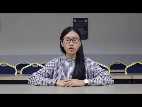 Doris, Penerima Beasiswa KEMENDIKBUD di Universitas Internasional Batam