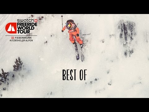 Best Of - Fieberbrunn Kitzbüheler Alpen - Swatch Freeride World Tour 2016