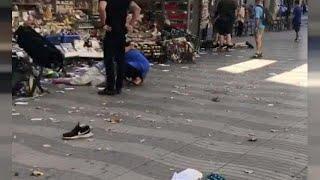 Barcelone : témoignage de l'attentat