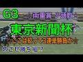 【競馬予想】2017 G3東京新聞杯 ☆少頭数なら3連単勝負☆めざせ勝ち組☆勝負動画の予告…