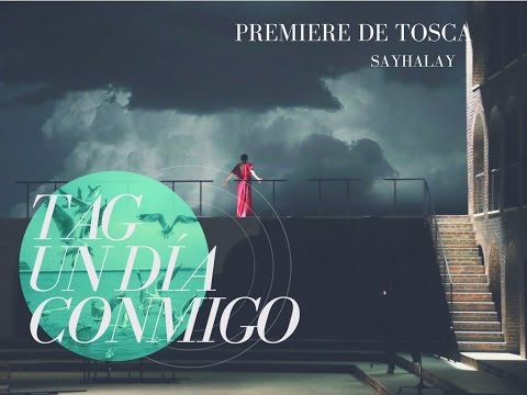 Un dia conmigo, Tosca (PREMIERE) Seoul Arts Center (South Korea) II