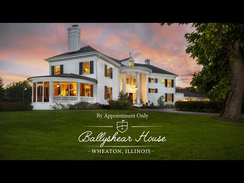 Ballyshear House | The historic home of Charles B. Macdonald