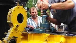 #3. Капитальный ремонт двигателя, Катерпиллер 3406Е / С15. Caterpillar 3406E / C15 Inframe overhaul.(Дальнобой по США Америка. #3. Капитальный ремонт двигателя, Катерпиллер 3406Е / С15. Caterpillar 3406E / C15 Inframe overhaul., 2016-08-06T14:06:44.000Z)