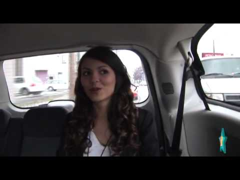Victoria Justice Favorite Things about Nickelodeon