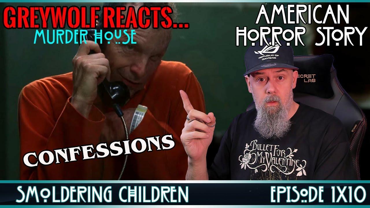Download American Horror Story -  Episode 1x10 'Smoldering Children'   REACTION & REVIEW