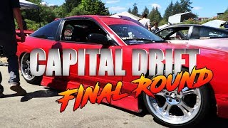 Capital Drift FINAL ROUND /// Canadian Grassroots Drifting 🇨🇦