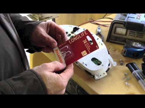DIY Dashboard Light Bulb Replacement